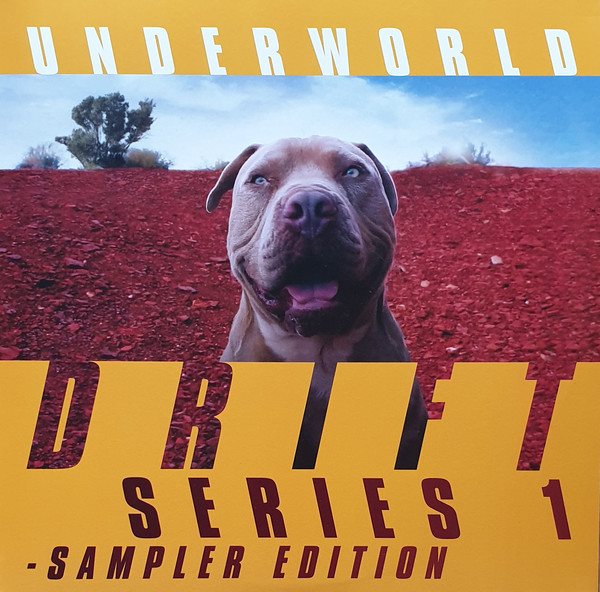 UNDERWORLD: Drift Series 1 Sampler Edition
