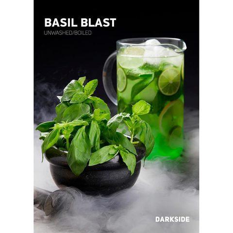 Табак для кальяна Dark Side Core 100 гр Basil blast