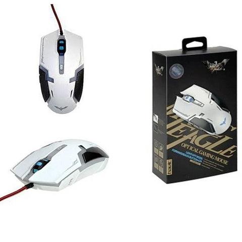 Мышь проводная HAVIT HV-MS749 Gaming USB, white