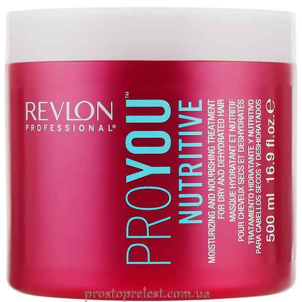 Revlon Professional Pro You Nutritive Mask - Маска поживна
