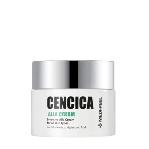 Medi-Peel Cencica Alla Cream интенсивный восстанавливающий крем с центеллой с успокаивающим действием