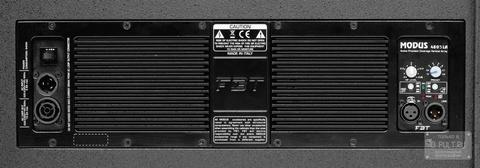 Линейные массивы FBT Modus 4805LA