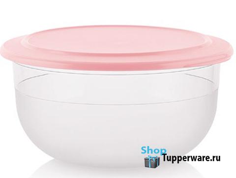 Чаша (6 л) в розовом цвете из Сервировочной коллекции