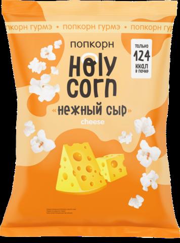 Кукур/воздуш Попкорн Сыр 25г Holy Corn
