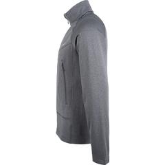 Куртка Муссон т. серая