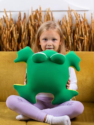 Мягкая игрушка-подушка Gekoko «Лягуха» 5