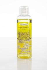 Масло ВИНОГРАДНОЙ КОСТОЧКИ/ Grape Seed Oil Refined/ нерафинированное/ 100 ml