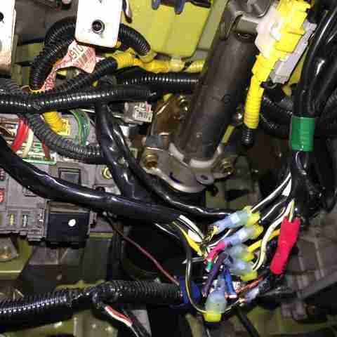 Ремонт сигнализации Прадо 150