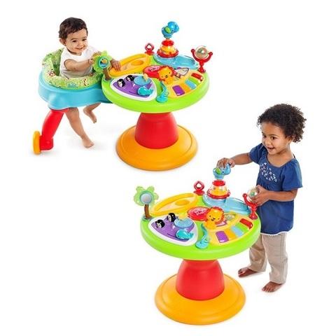 Интерактивная развивающая игрушка Bright Starts Зоопарк 360 напрокат