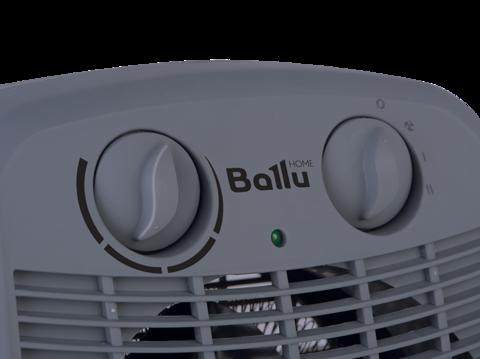 Тепловентилятор - Ballu BFH/S-09N, серый
