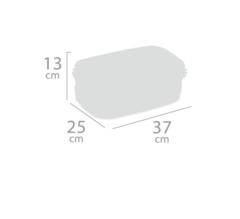 DeCuevas Сумка-переноска для куклы с аксессуарами Мария, 37 см (53534)