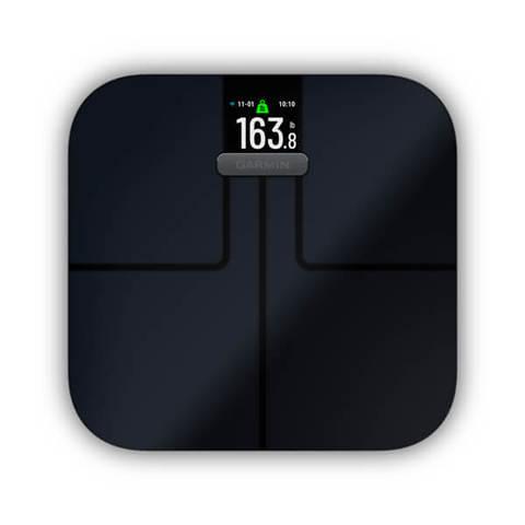Garmin Index S2 — умные весы, черные