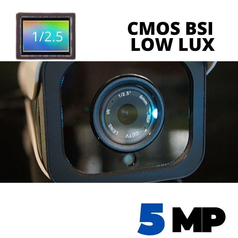 5 Мп уличные камеры день ночь и ИК прожектором купить