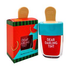 Увлажняющий гелевый тинт для губ Etude House Dear Darling Water Gel Tint Watermelon Red