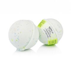 Гейзер (бурлящий шарик) для ванн С ИГРУШКОЙ №2, 120g ТМ ChocoLatte