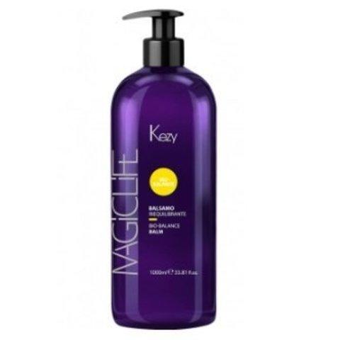 Бальзам Био-Баланс для волос с жирной кожей головы Kezy Magic Life Bio-Balance Balm 1000 мл