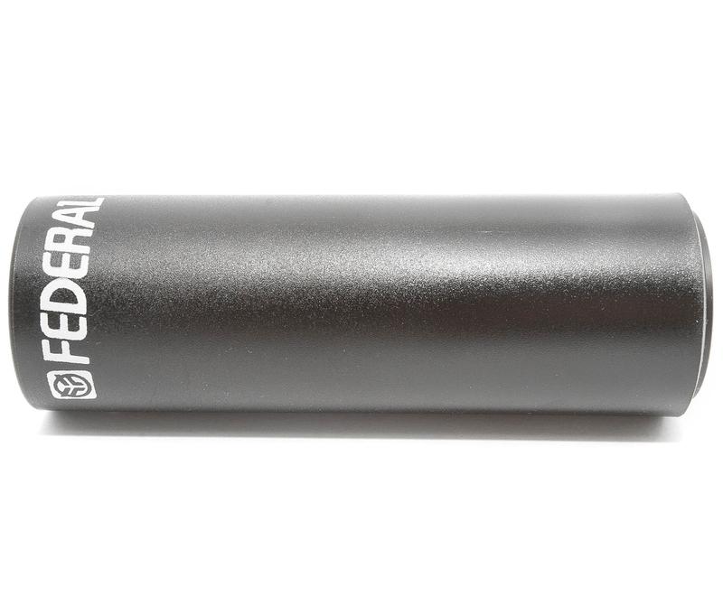 BMX Пега Federal Plastic/Alloy 4.5 Черная