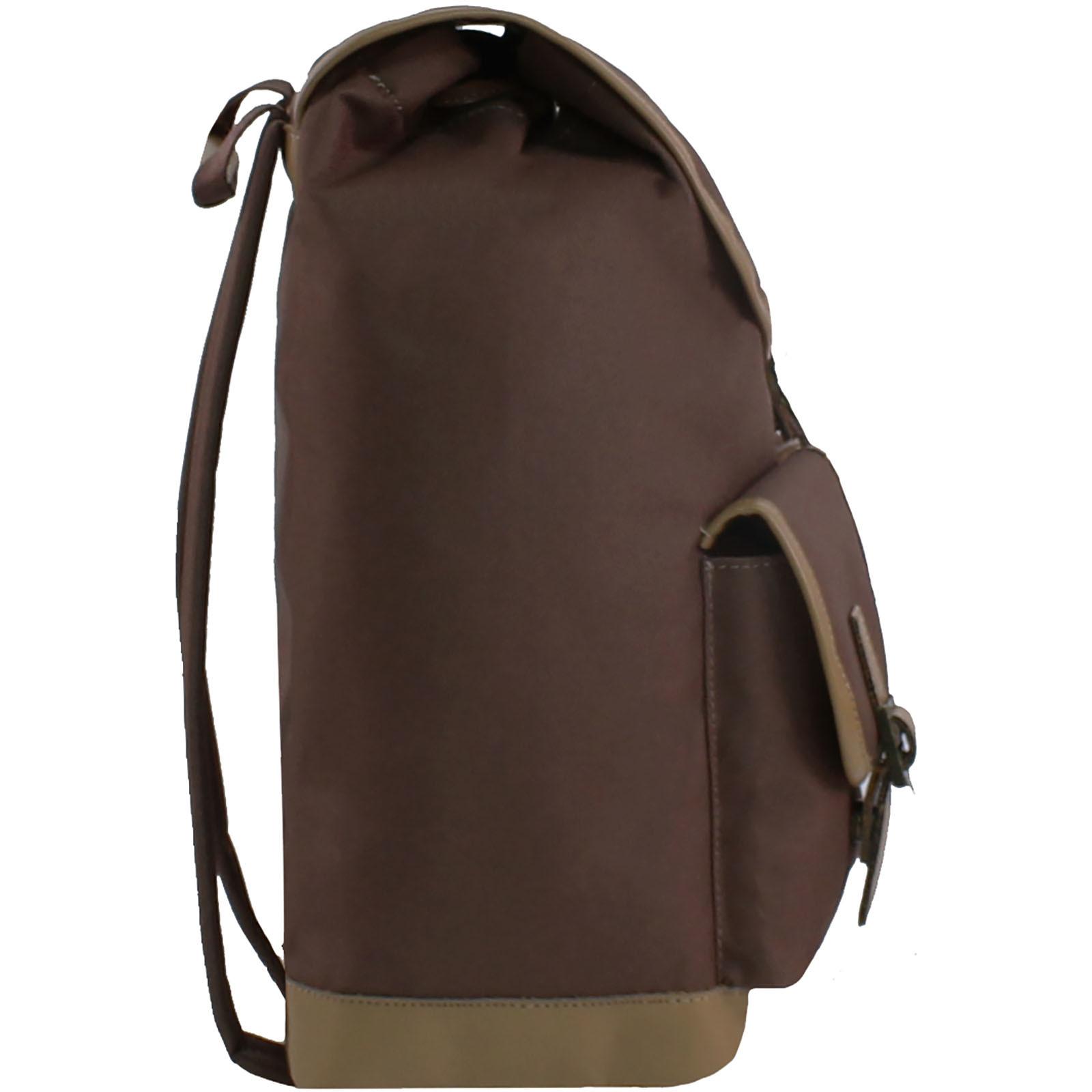 Рюкзак Bagland Amy 16 л. 299 коричневий (0013066) фото 2