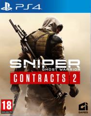 Sniper: Ghost Warrior Contracts 2 Стандартное издание. (PS4/PS5, русские субтитры)
