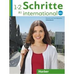 Schritte international Neu 1+2 Arbeitsbuch