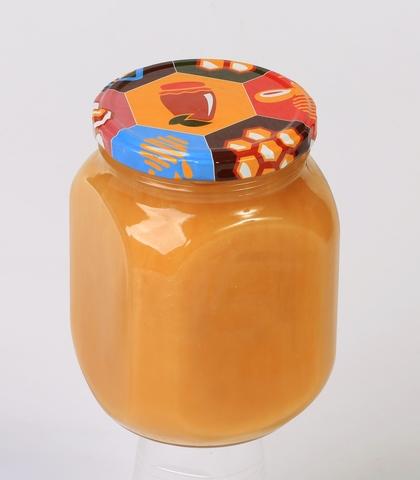 Мед цветочное разнотравье  (1кг)