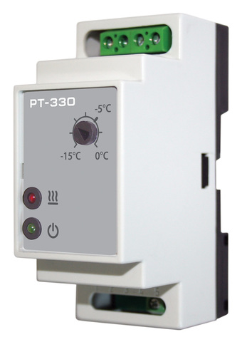 Регулятор температуры электронный - РТ-330