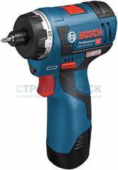 Аккумуляторный шуруповёрт Bosch GSR 12V-20 HX (06019D4102)