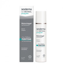 SESDERMA SESRETINAL YOUNG SKIN Moisturizing gel – Гель увлажняющий, 50 мл