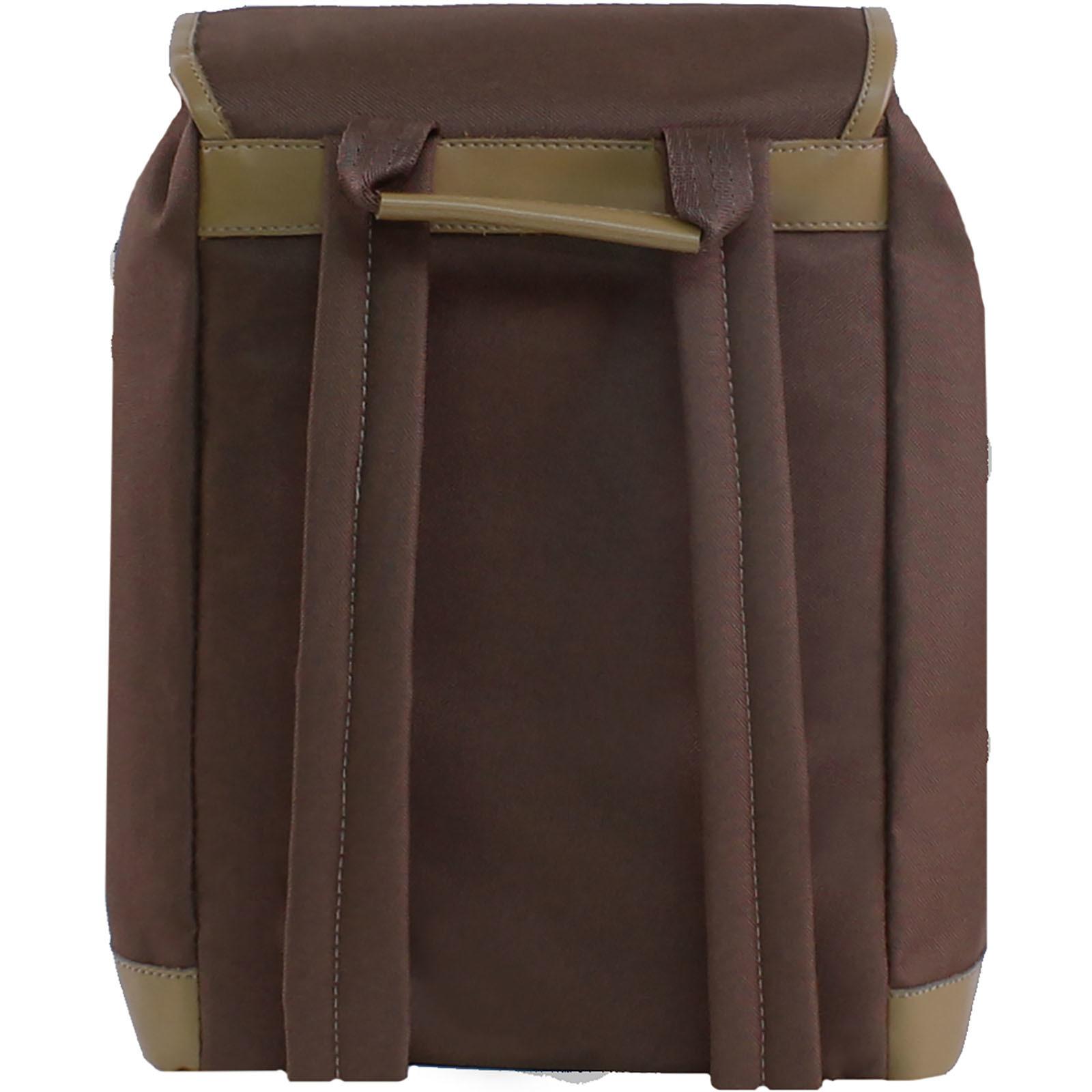Рюкзак Bagland Amy 16 л. 299 коричневий (0013066) фото 3