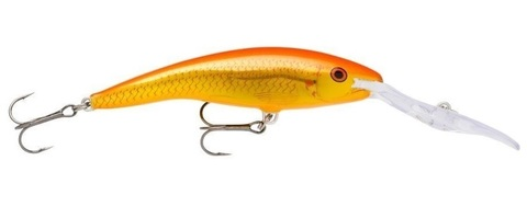 Воблер RAPALA Deep Tail Dancer 13 см, 42 г, цвет GF