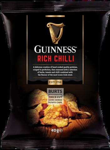Чипсы Guinness Rich Chilli (40 гр)