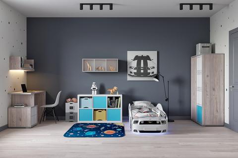 Комплект мебели Скоростной Мустанг