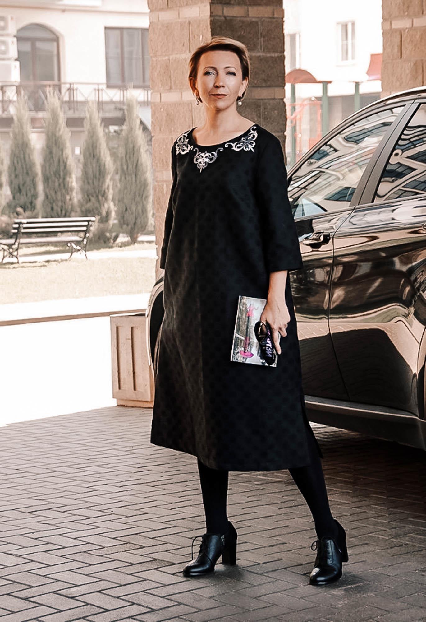 Мадлен. Платье женское PL-4232
