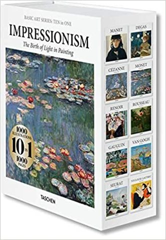 TASCHEN: Impressionism. The Birth of Light in Painting
