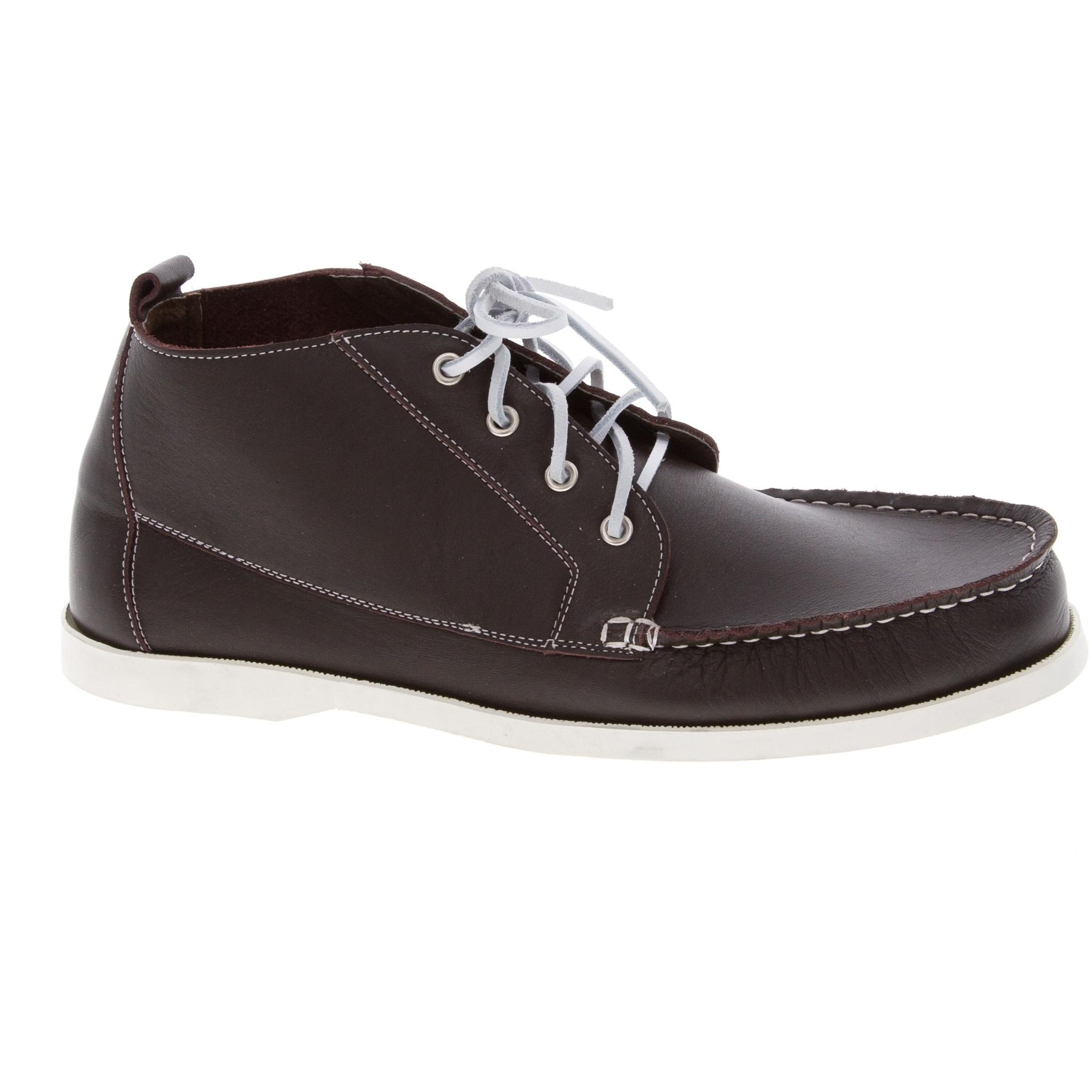518371 ботинки мужские больших размеров марки Делфино