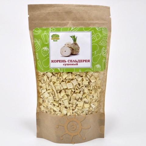 Корень сельдерея сушеный Organic Food, 110г