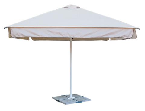 Зонт квадратный 2.5х2.5 (4 спицы)