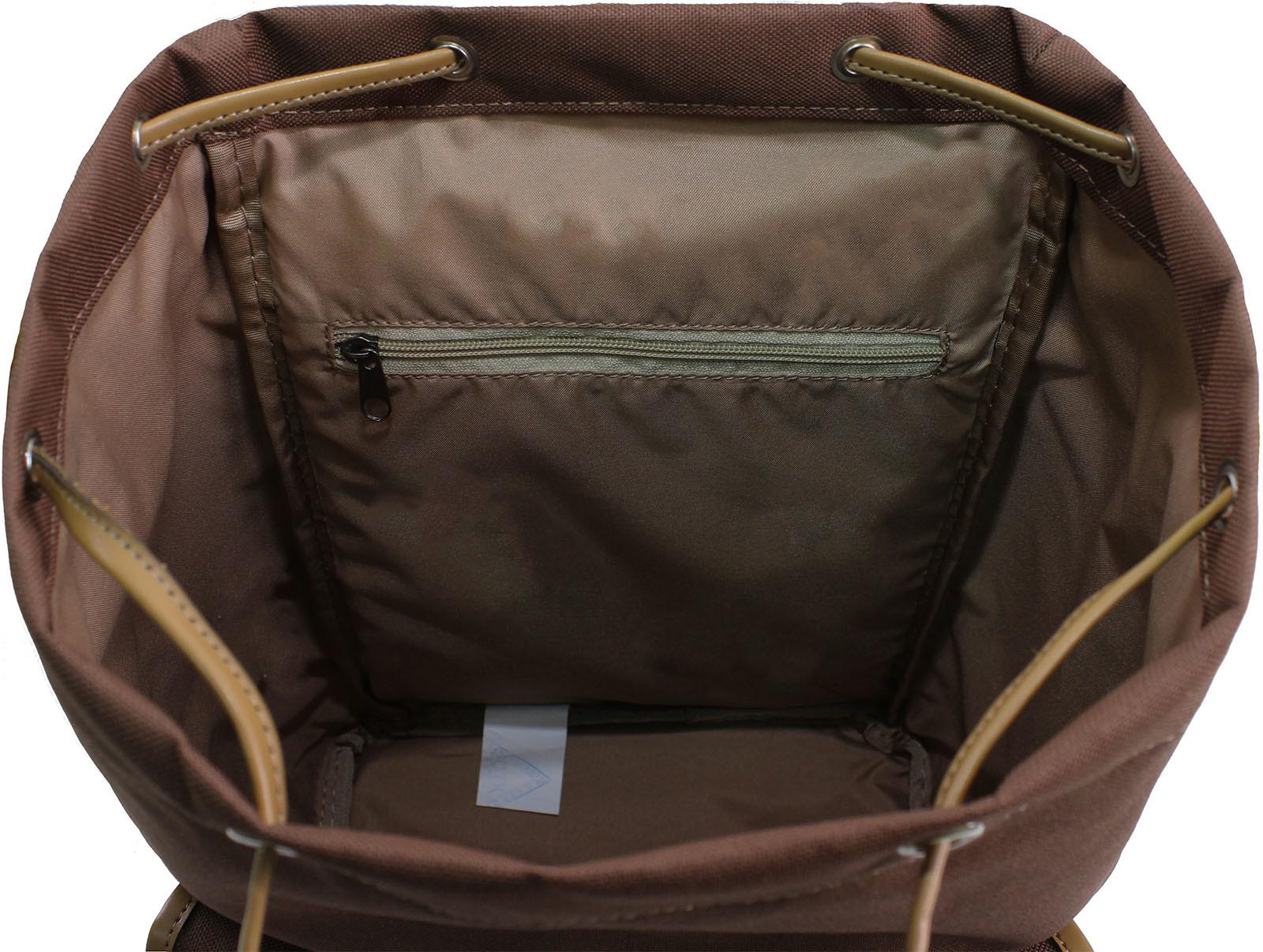 Рюкзак Bagland Amy 16 л. 299 коричневий (0013066) фото 4