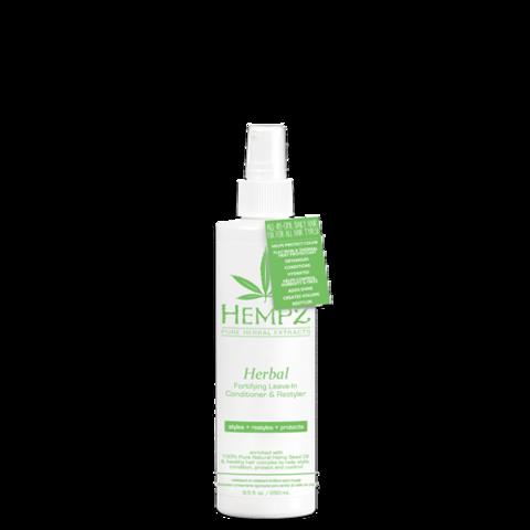 Кондиционер несмываемый защитный Здоровые Волосы / Hempz Herbal Fortifying Leave-In Conditioner & Restyler