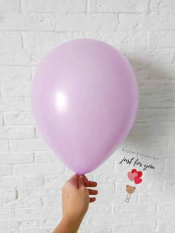 Воздушный шар сиреневый