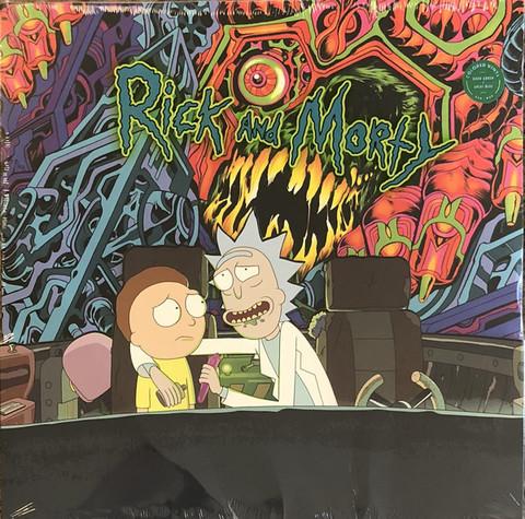 OST – Rick  Morty