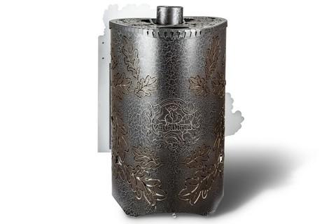 Дровяная банная печь Ферингер Классика в кожухе ДУБ паровая с закрытой каменкой