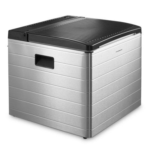 Автохолодильник Dometic RC2200 EGP, 41л, охл.,30мбар, алюм. отделка, цв. черн.-серебр., пит. (12V/22
