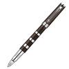 Parker Ingenuity - M Brown Rubber & Metal CT, ручка 5th пишущий узел, F, BL