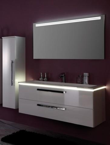 Мебель для ванной Puris Star Line (тумба с раковиной) 120см
