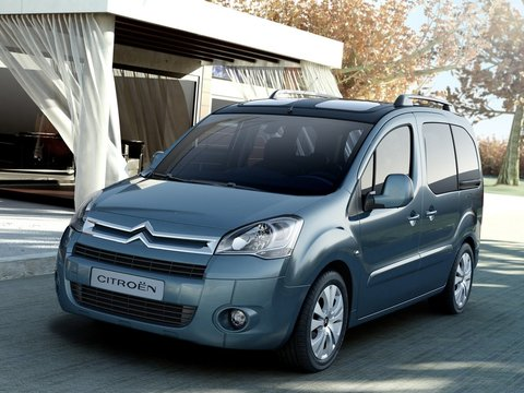 Чехлы на Citroen Berlingo 2009–2019 г.в.