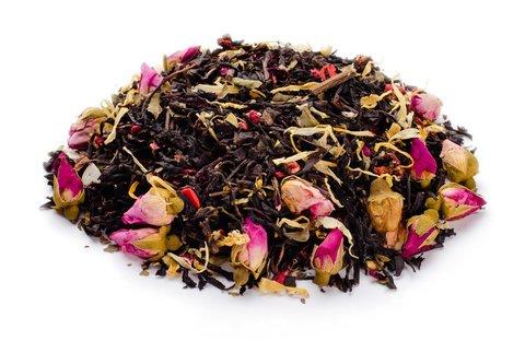 Для любимых Чай Gutenberg черный ароматизированный 100 гр.