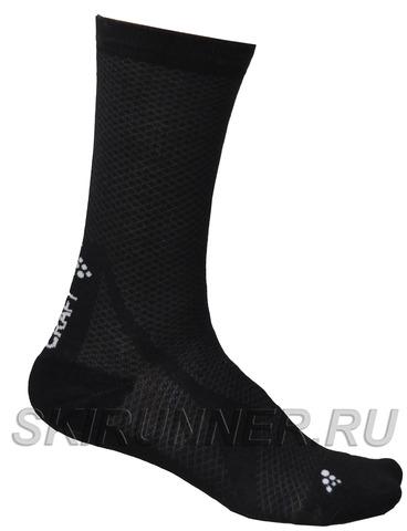 Элитные тёплые Термоноски Craft Warm XC black