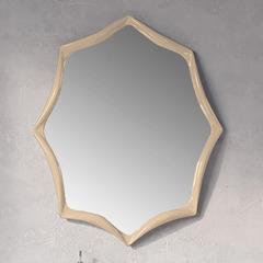 Зеркало Marka One Angel 80 см vanilla