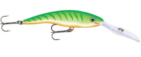 Воблер RAPALA Deep Tail Dancer 13 см, 42 г, цвет GTU